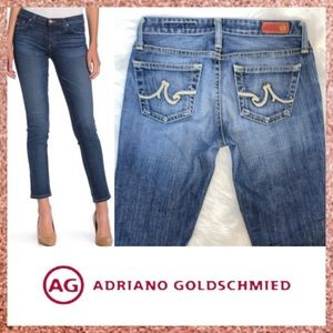 AG Adriano Goldschmied Stilt Cigarette Jeans 25 0